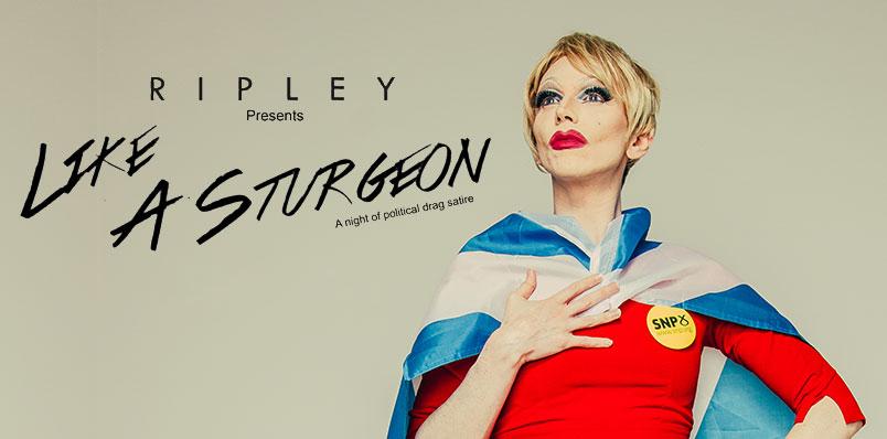 Ripley Like a Sturgeon
