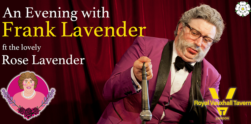An evening with Frank Lavender