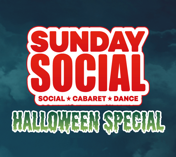 Sunday Social at the RVT with The Vixens and Danny Beard
